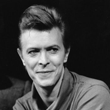 Chanteur David Bowie