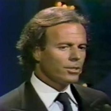 Chanteur Julio Iglesias