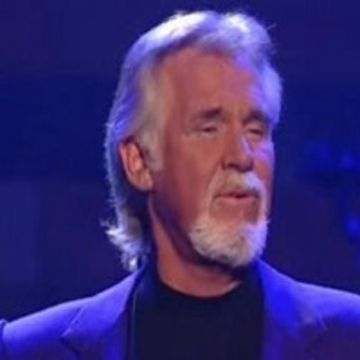 Chanteur Kenny Rogers