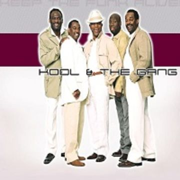 Groupe Kool And The Gang