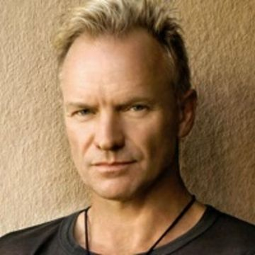 Chanteur Sting
