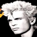 Chanteur Billy Idol