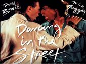 David Bowie Dancing In The Street ft Mick Jagger