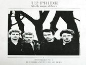 U2 Pride (In The Name Of Love)