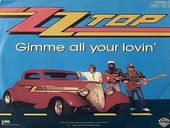 ZZ Top Gimme All Your Loving