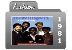 The Whispers 1981
