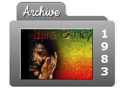 Alpha Blondy 1983