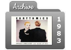 Eurythmics 1983