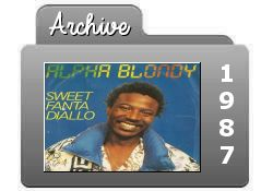 Alpha Blondy 1987