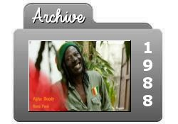Alpha Blondy 1988