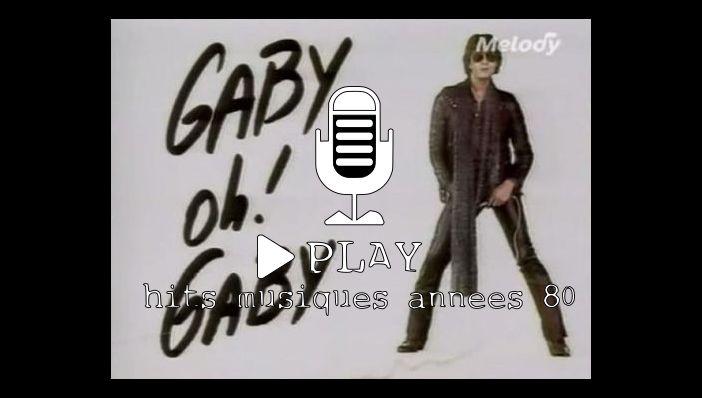 Alain Bashung - Gaby Oh Gaby - YouTube