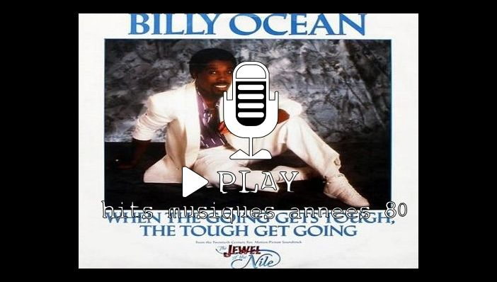 Billy Ocean When The Going Gets Tough, The Tough Get Going (B.O film)