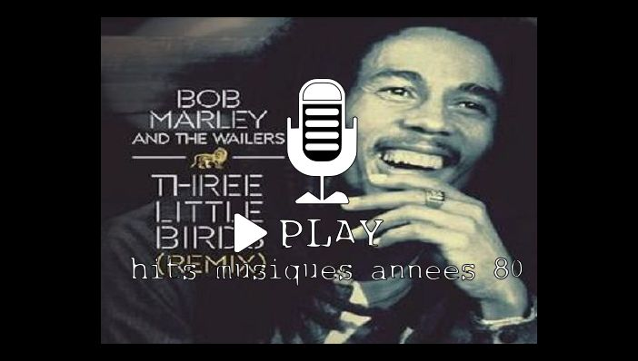 Bob Marley Three Little Birds