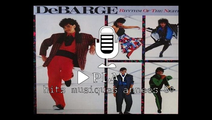 DeBarge Rhythm Of The Night