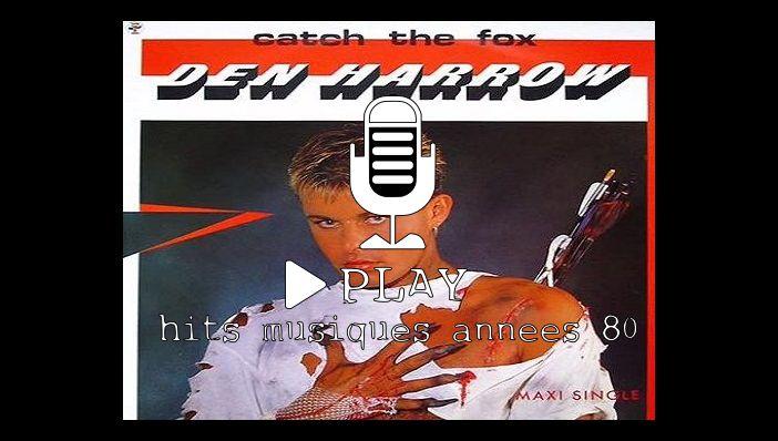 Den Harrow - Catch The Fox