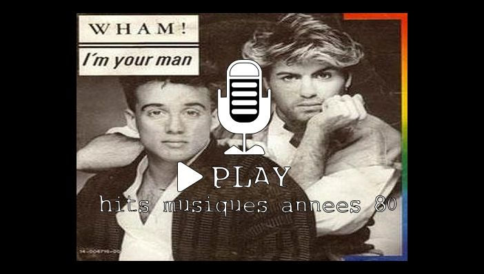 George Michael I'm Your Man (Wham!)