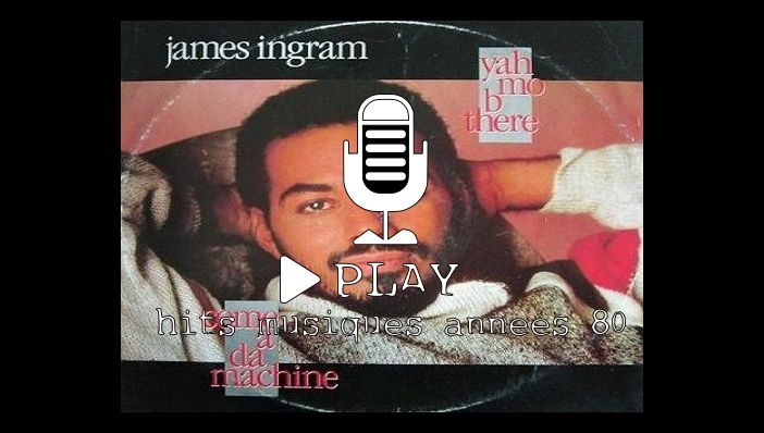 James Ingram Yah Mo Be There feat Michael McDonald