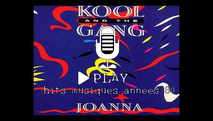 Kool & The Gang Joanna