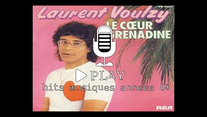 Laurent Voulzy Le Coeur Grenadine