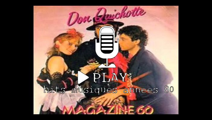 Magazine 60 Don Quichotte