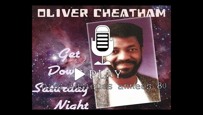 Oliver Cheatham - Be Thankful For What You've Got