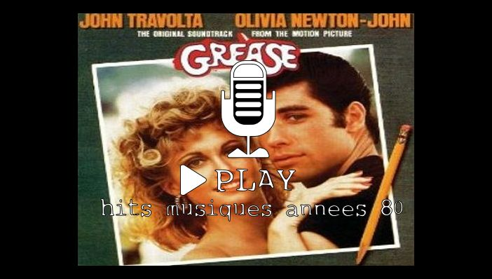 Chanson Olivia Newton-John & John Travolta You're the One ...