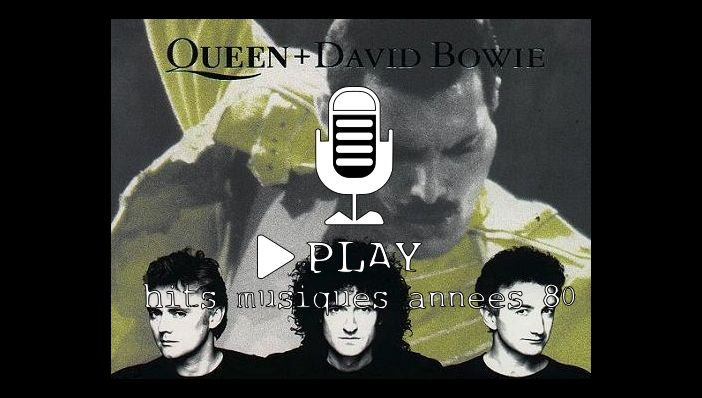 Under Pressure David Bowie ft Queen