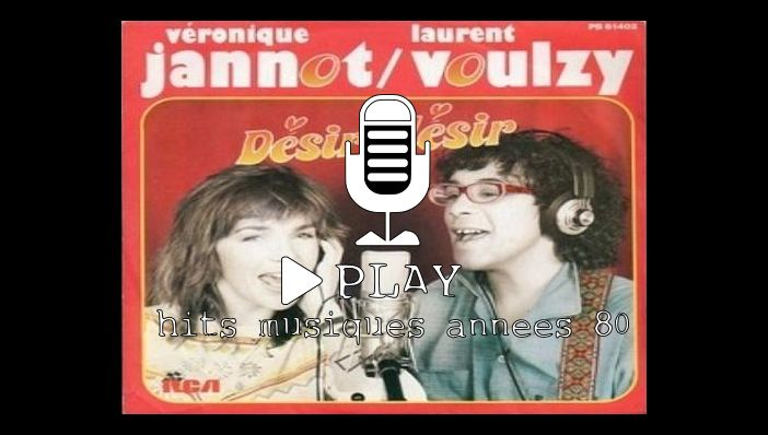 Véronique Jannot Désir Désir ft Laurent Voulzy